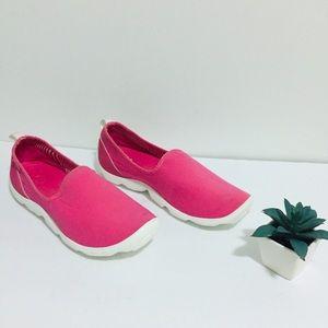 EUC Pink Crocs